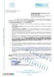 Certificado Protección Datos 2021